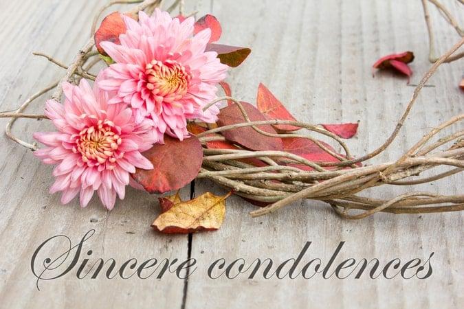 Buy Sympathy Flowers Online