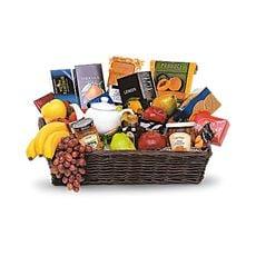 Gourmet Fruit Basket, image