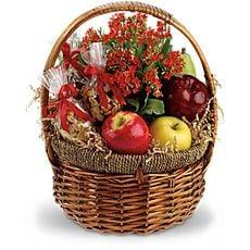Healthy Fruit & Nut Basket, image