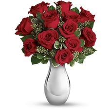 12 Red Roses, image