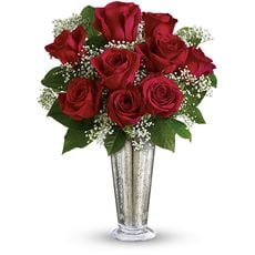 9 Red Roses