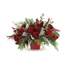Blooming Winter Centerpiece, image