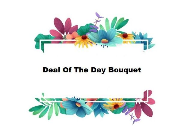 Deal Of The Day Bouquet, image