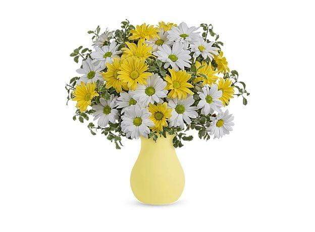Lemon Sorbet flowers bouquet