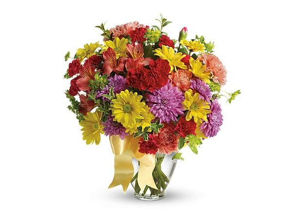 Mixed Color Bouquet, image