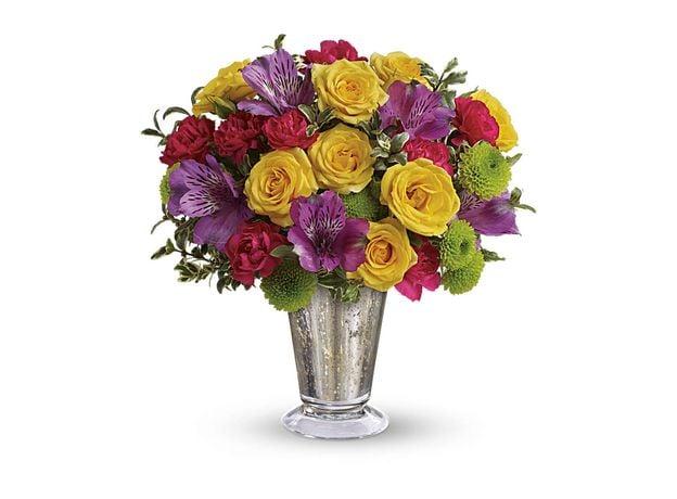 One Fancy Bouquet