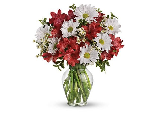Waltzing With Daises bouquet